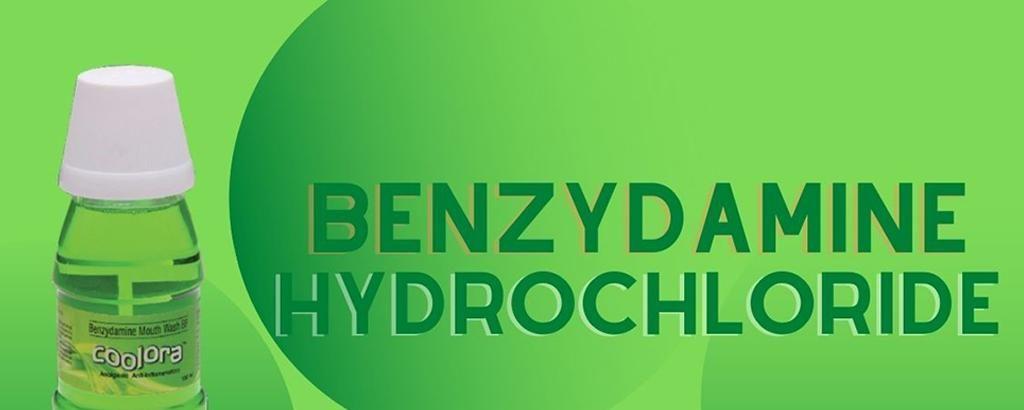 Benzydamine anti-inflammatory, anesthetic mouthwash: all evidence